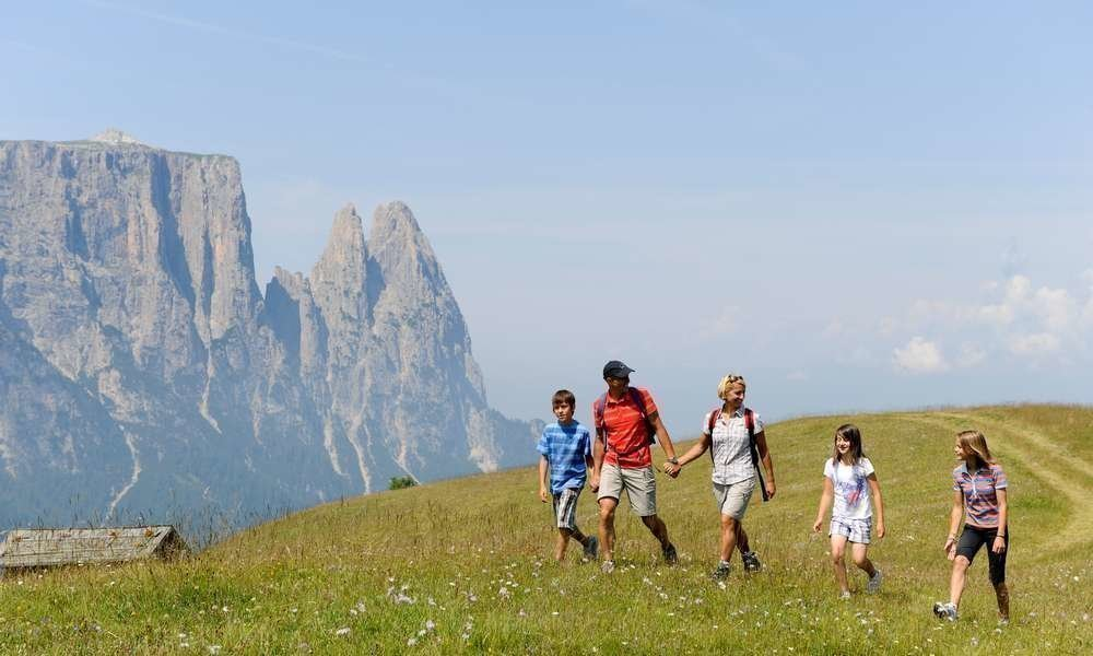 Group vacation, family vacation, Holidays with your dog or motor bike holidays – Pension Karlegger