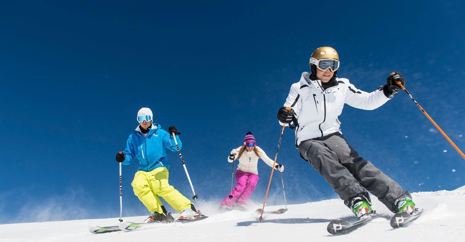 Winterurlaub Südtirol - Skiurlaub Dolomiten